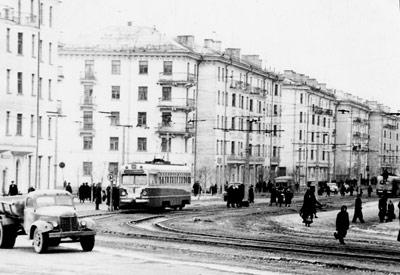 фото старого ленинского района саратова