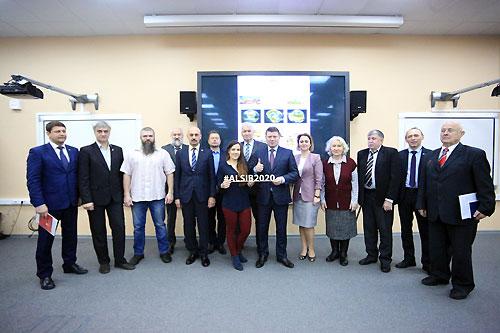 Красноярск стал первым городом-партнёром международного проекта «АЛСИБ 2020»